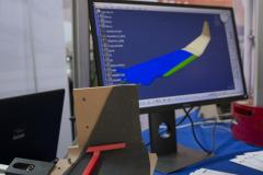 Amélioration de l'aérodynamique d'une aile volante
