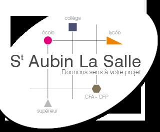 <Lycée Professionnel Saint-Aubin-la-Salle