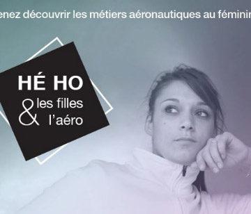 Hé Ho les filles & l'aéro