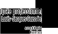 LYCEE LOUIS-JACQUES GOUSSIER